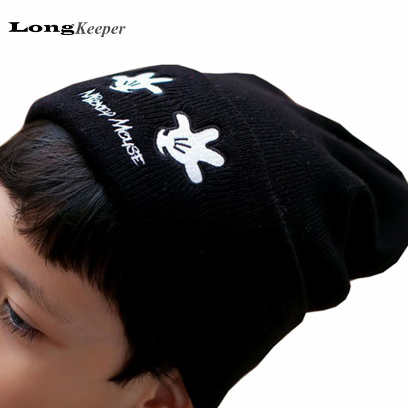 Cute Winter Hats for Kids 1-5 Y Children Hat Fashion Boys Girls Knitted Beanies 2017 Cool Baby Caps Gorros Wholesale Price A011 fashion kids 1 4years boys girls cool hats snapbacks cotton leopard toddlers baby baseball caps t02
