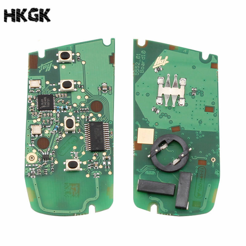 BHKEY-315-433-868-Mhz-Smart-Remote-Key-Fob-For-BMW-KR55WK49863-CAS4-Cas4-F-System