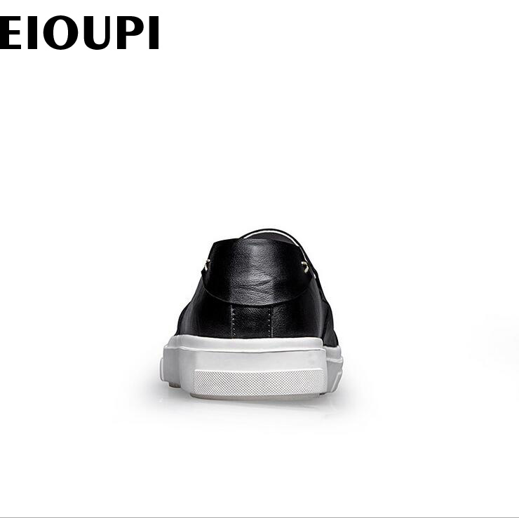 Negócios Novo Homens Qualidade Lh17r8 Carteira Sapatos Eioupi Couro Real Top 2 Sapato 1 Design Genuíno Moda De Dos Casual Respirável qwCSCP