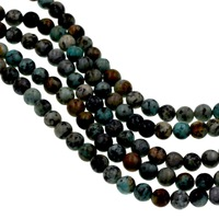 6MM Natural African Turquoises Beads Grade AAA Round Loose Beads 15