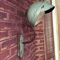 American Retro Creative Clock Living Room Hanging Wrought Iron Wall Clocks Temporizador Home Clock Wanduhren Metal Clock 50A0834
