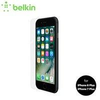 New Arrival Belkin Original ScreenForce Invisiglass Ultra Screen Glass Protector For IPhone 8 7 Plus 5
