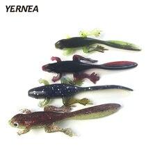 Yernea 20 шт/лот 37g 4 Цвета бионические приманки для рыбной