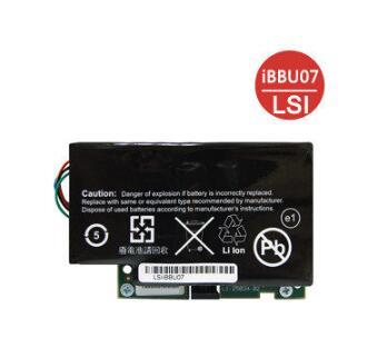 Avago LSI MegaRAID LSIiBBU07 LSI00161 BBU07 iBBU07 Battery used for 8880EM2 9260 xx 9261 xx