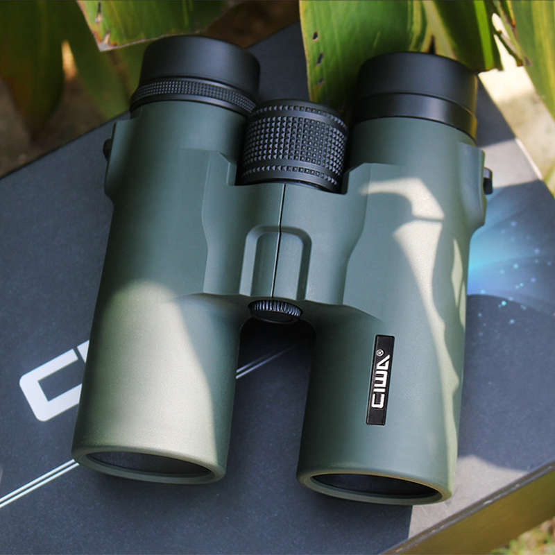 CIWA Vision King Camping Hiking hunting Binoculars 8x42 for Hunting sky Binoculars Telescope HD length My Professional monocular Бинокль
