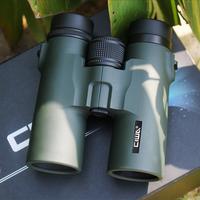 CIWA Vision King Night Vision Hunting Binoculars 8x42 For Hunting Sky Binoculars Telescope Baton Length Professional