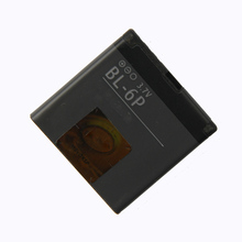 Original High Capacity BL-6P phone battery for Nokia 6500C 6500 classic 7900 Prism 7900P 830mAh