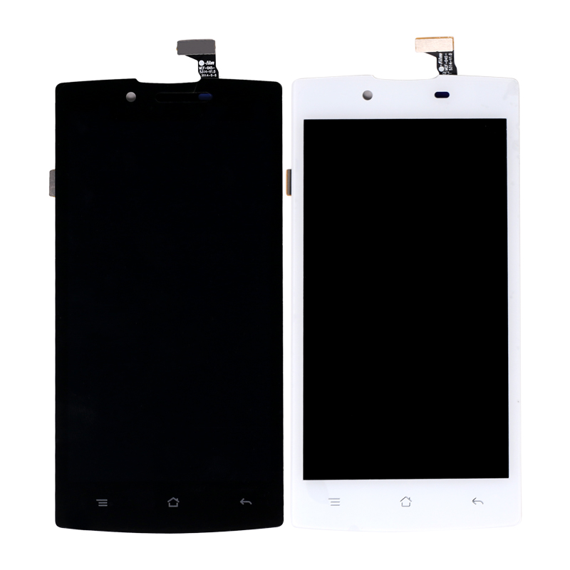 2019 Fashion 2pcs/lot 4.5 Display For Oppo R831 Lcd Screen Touch For Oppo R831 Display With Touch Screen Digitizer Free Shipping By Dhl Mobile Phone Parts