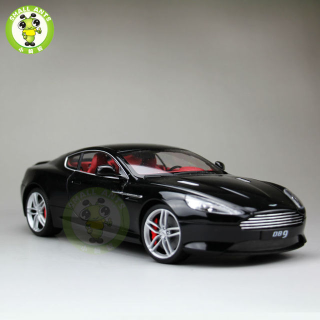 Scale Aston Martin DB Coupe Diecast Car Model Welly - Aston martin db9 coupe