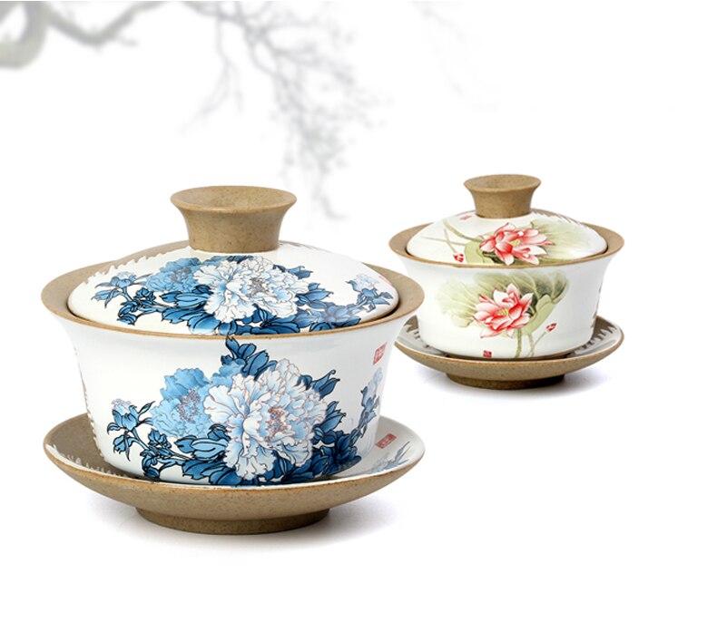 achetez en gros chinois th tasse en ligne des grossistes chinois th tasse chinois. Black Bedroom Furniture Sets. Home Design Ideas