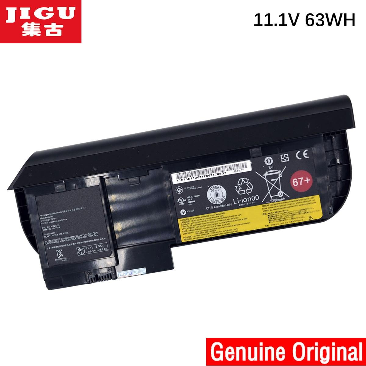 JIGU Laptop Battery 0A36316 0A36317 45N1076 45N1077 ASM 45N1074 45N1078 FRU 45N1075 FRU 45N1079 FOR LENOVO ThinkPad X230t X230tJIGU Laptop Battery 0A36316 0A36317 45N1076 45N1077 ASM 45N1074 45N1078 FRU 45N1075 FRU 45N1079 FOR LENOVO ThinkPad X230t X230t