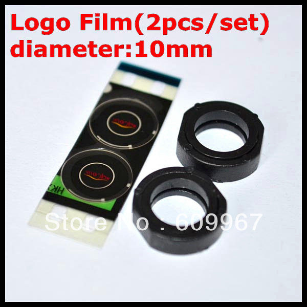 Car welcome light logo film Suitable for the fourth generation and the fifth generation logo film lim word fantastic stories for the film adaptation