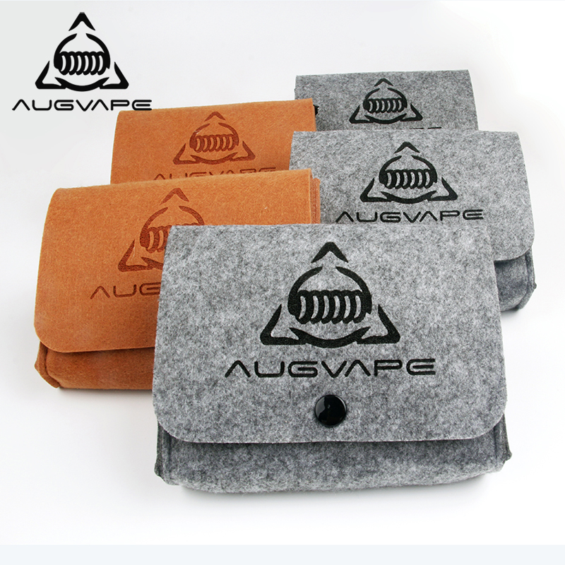 Augvape Cotton Bacon 2 Bags Original Cotton For Electronic Cigarette RDA RBA RTA RDTA Atomizer Outer Fiber Bag High Quality