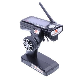 Frsky FS-GT3B 2.4G 3CH Gun Transmitter /w Receiver For RC Car Boat niorfnio portable 0 6w fm transmitter mp3 broadcast radio transmitter for car meeting tour guide y4409b