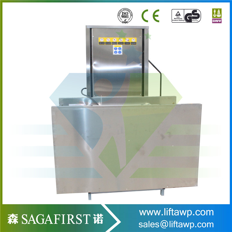 Home Lift Lifting Elevator Wheelchair Lift For Elder And Disabled People