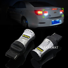2Pcs T20 7440 LED Bulbs Backup Reverse Light DRL Turn Signal Canbus 80W 1800LM Projector Auto_220x220 popular 370z led buy cheap 370z led lots from china 370z led Wiring Multiple Lights at gsmx.co