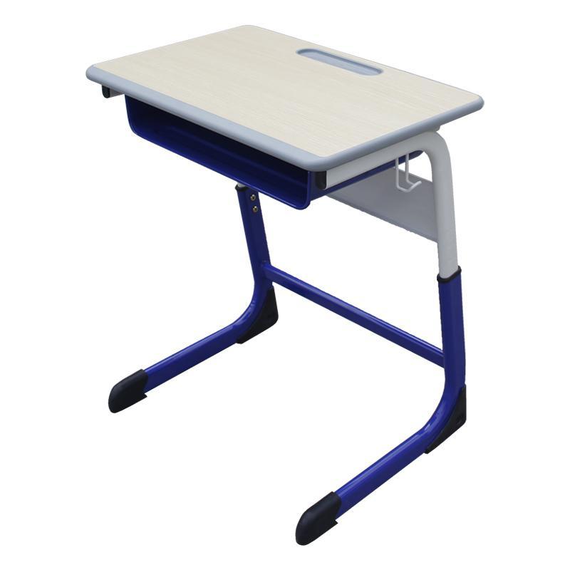 Детский стол для обучения, регулируемый стол, домашний класс, школа, консультационный класс, один стол, напрямую с мебельной фабрики - Цвет: 0.0.4