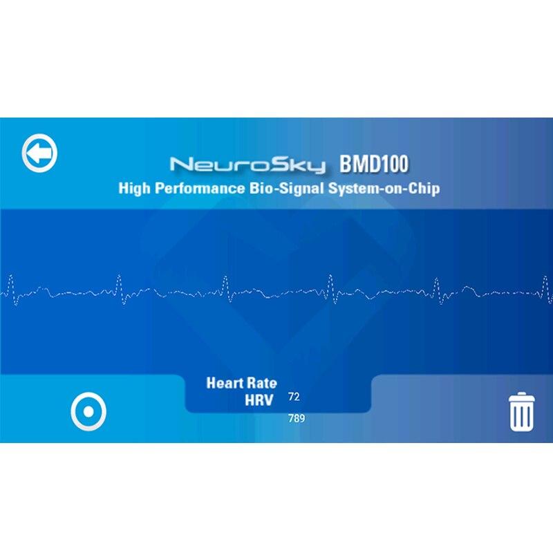 Image 5 - BMD101 ЭКГ датчики датчик сердечного ритма для Arduino второго развития HRV биообратная Связь Смарт Bluetooth Носимых устройствtransmissiontransmission moduletransmission sensors  АлиЭкспресс
