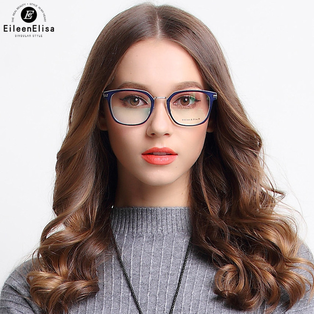 b0c26a1fcb EE Titanium Eyeglass Frames For Men And Women Eyeglasses Frame Titanium  Reading Eyeglasses Clear Fashion Glasses