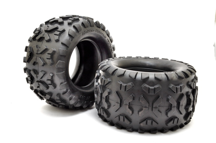 ФОТО OFNA/HOBAO RACING BT-503 MT PLUS TIRE WITH FOAM (NEW) for 1/8 HYPER MT Free Shipping