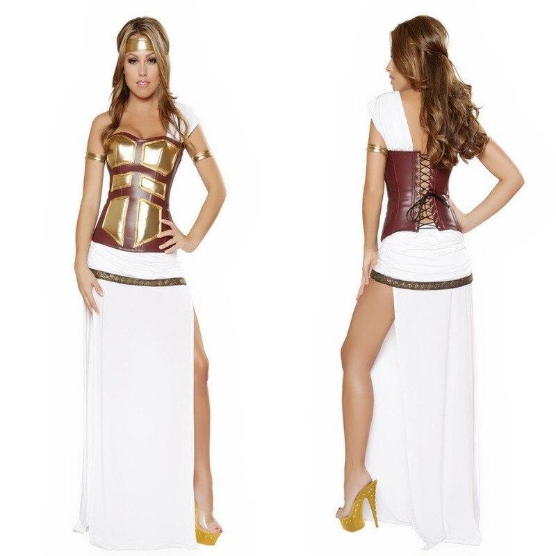 Xena Halloween Costume Mittelalterlichen Sexy...