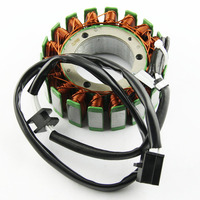 Motorcycle Ignition Magneto Stator Coil for YAMAHA VMX12 1988 2007 Magneto Engine Stator Generator Coil
