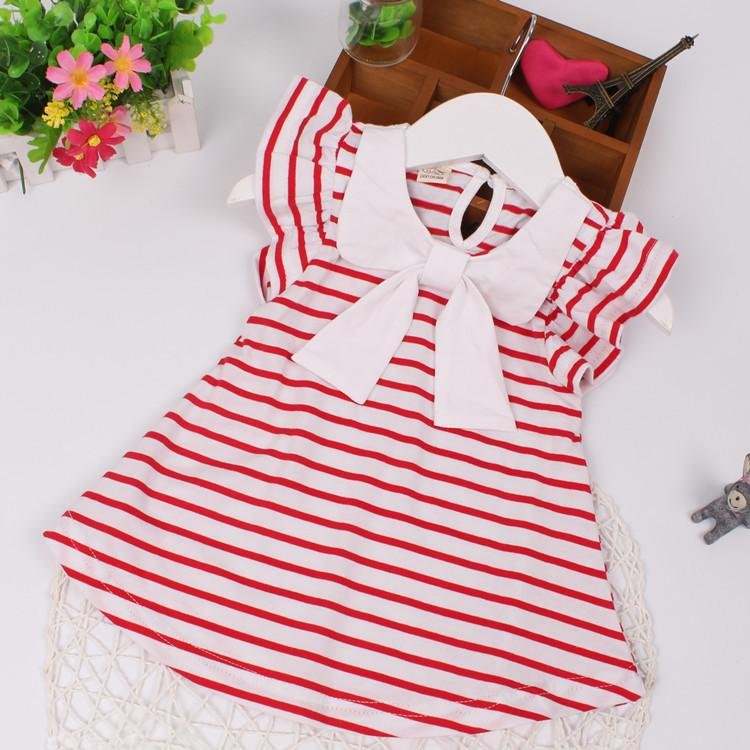 Baby Dress 2017 New Arrival Summer Baby Gils Dress Casual ...