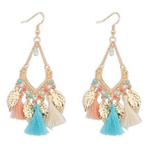 Beautiful Wild Fashion Tassel Earrings