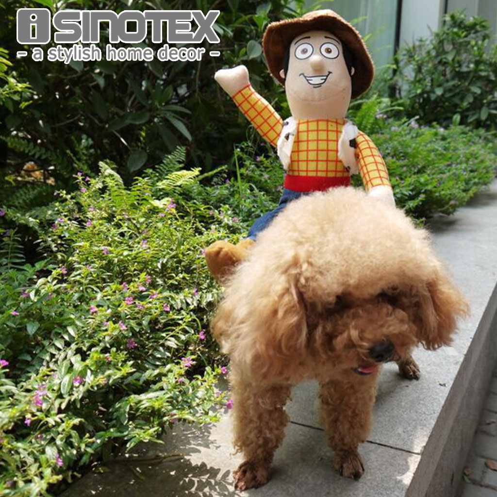 Hot Sale Riding Horse Dog Costume Funny Halloween Christmas Party Pet Dog Costume Large  ...