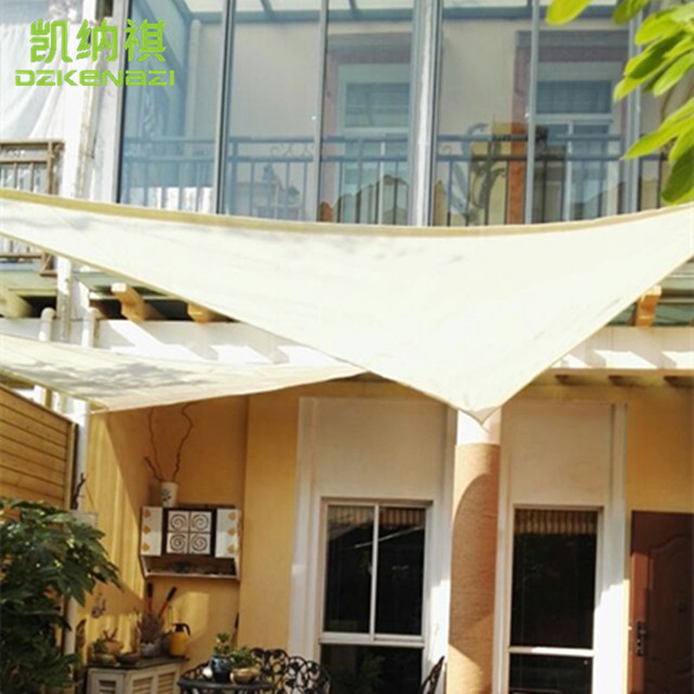 Customized 3.6 x 3.6 x 5.1 M Patio Shade Sails Combination 95% UV HDPE Shade Net with free ropes as sun shade canopy & Customized 3.6 x 3.6 x 5.1 M Patio Shade Sails Combination 95% UV ...