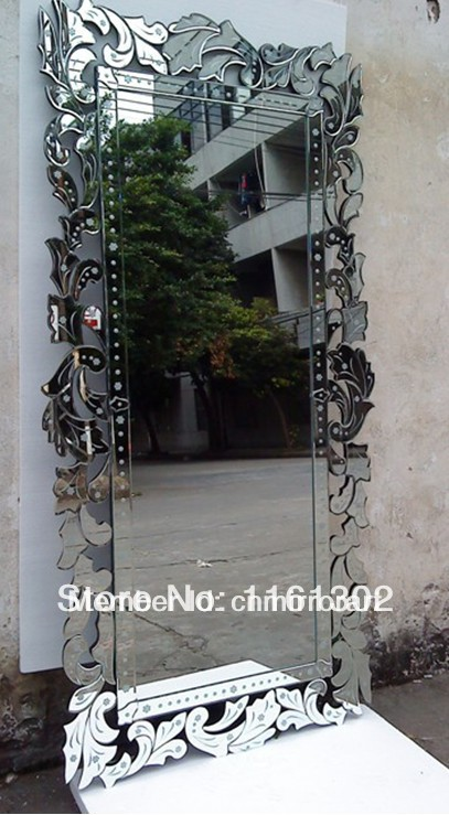 MR 201242 Big Venetian Floor Mirror