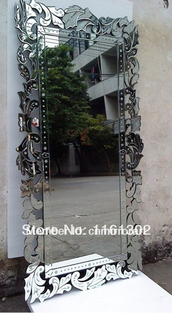 MR 201242 big venetian floor mirror-in Decorative Mirrors from Home ...