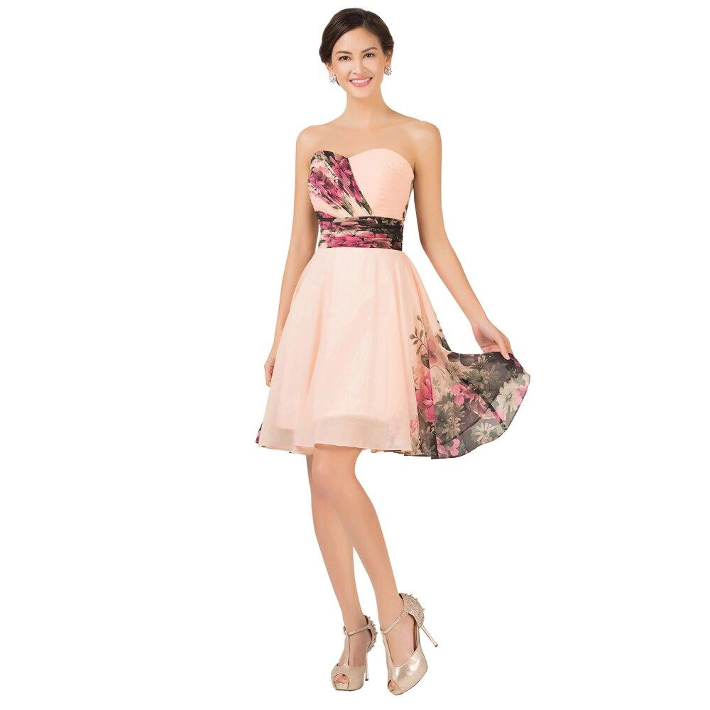 ef0801fd600 Short Floral Dress For Wedding Guest - raveitsafe