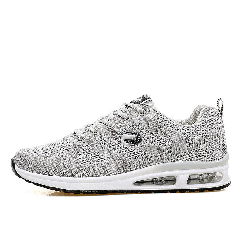 Size 36-46 Breathable Mes Men Running shoes 2018 Trainers athletic shoes male Outdoor Jogging walking shoes for Men sneakers 2017 size 36 44 sneakers men shoes outdoor sports shoes men running shoes for men walking non slip off road athletic trainers v5