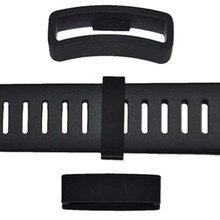 New For Suunto Core Black Ambit Standard Elastomer Strap Replace Loop Holder Guard
