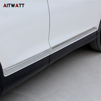 For Honda CRV CR V 2012 2013 2014 2015 2016 Stainless Steel Side Production Stripe Car