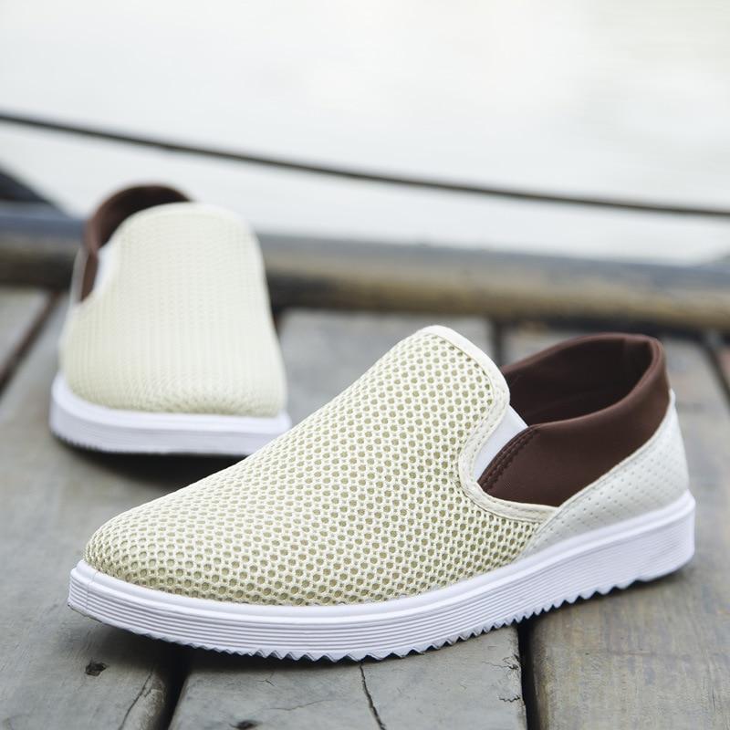 Aire Ventilados Libres Casuales surtidos Nueva Zapatos Hombres Los De Cámara Azul En Compras Antideslizantes 2016 Netos Coreano gris qRBtS6
