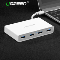 Ugreen USB Type C 3 0 4 Ports HUB With Led Indicator USB Type C Splitter