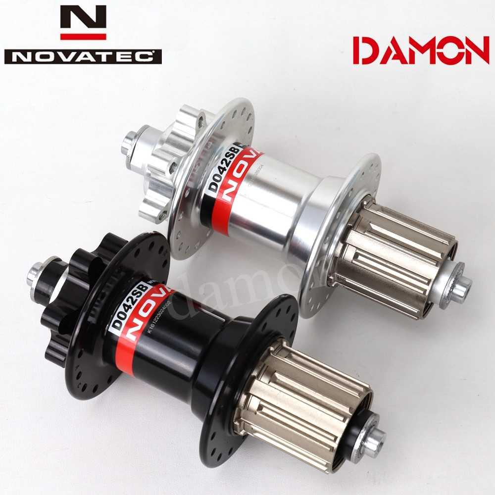 NOVATEC Hub 32H 11S Mountain XC AM Bike disc brake Hubs Front D041SB Rear D042SB