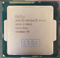 Intel Pentium Processor G3240T LGA1150 22 nanometers Dual Core 100% working properly Desktop Processor