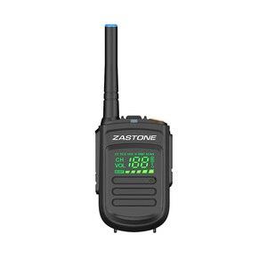 Image 2 - (2pcs) Zastone Mini9 plus DMR Mini Digital Walkie Talkie Portable UHF 400 470MHz HF Transceiver CB Radio