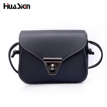 Фотография Huasign 2017 Women Messenger Bags Brand Fashion Women Shoulder Bags for Women Handbag Clutch Crossbody Bag