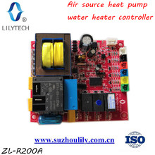 ZL-R200A, Universal, Air source heat pump water heater controller, Air-source heat pump hot water unit controller, Lilytech(China)