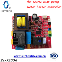 цена ZL-R200A, Universal, Air source heat pump water heater controller, Air-source heat pump hot water unit controller, Lilytech