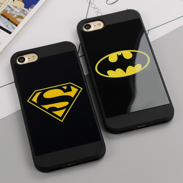 coque superman iphone 8 plus
