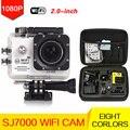 style Original  Action Camera WiFi Sport extreme Diving Helmet mini Cam 30M camera Waterproof mini camera