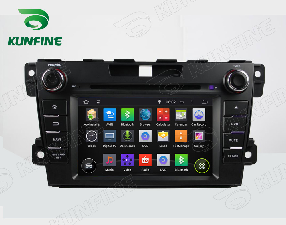 Car dvd GPS Navigation player for MAZDA CX-7 A