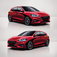 TAIYAO car styling sport car sticker For Ford 2019 focus ST RS car accessories and decals auto sticker