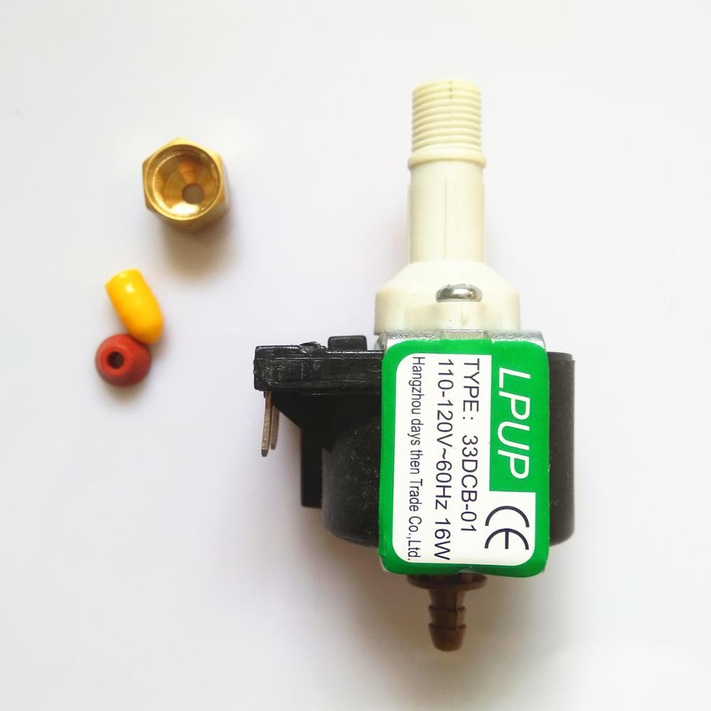 Low-power smoke machine oil pump Model 33DCB-01 Voltage 110-120V-60HZ Power 16W
