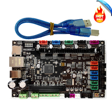3D Printer 32bit Arm Platform Smooth Control Board MKS SBASE V1.3 Open Source MCU-LPC1768 Compatible with Smoothieware